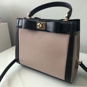 Kate Spade Mayfair Mini Leather Crossbody Satchel